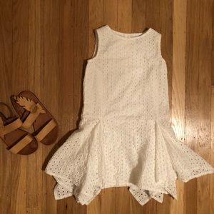 Gap Eyelet Summer Dress